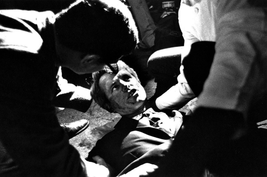 Robert F. Kennedy, Ambassador Hotel, June 5, 1968